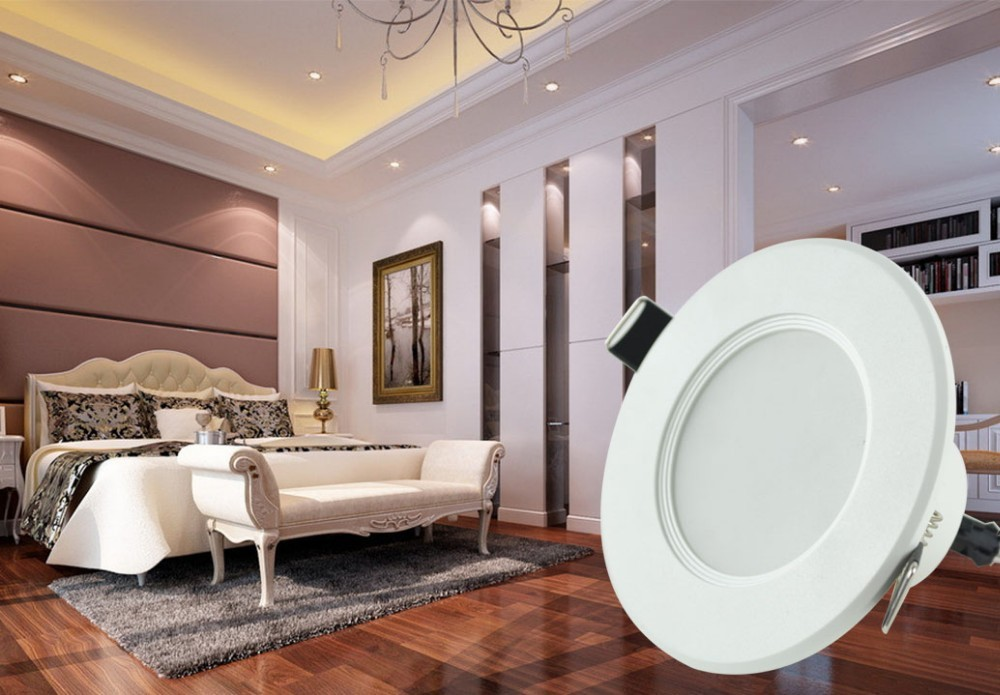Quality 5W Complete LED Downlight